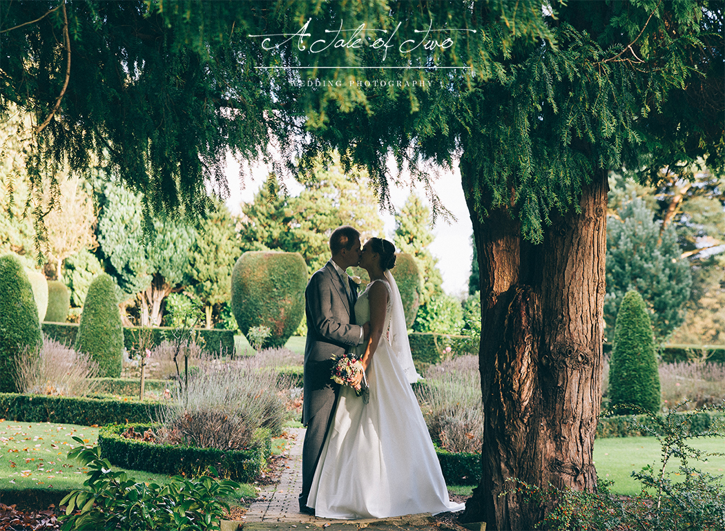 Melanie and David at Mottram Hall, Cheshire...for info and bookings please visit www.ataleoftwo.co.uk