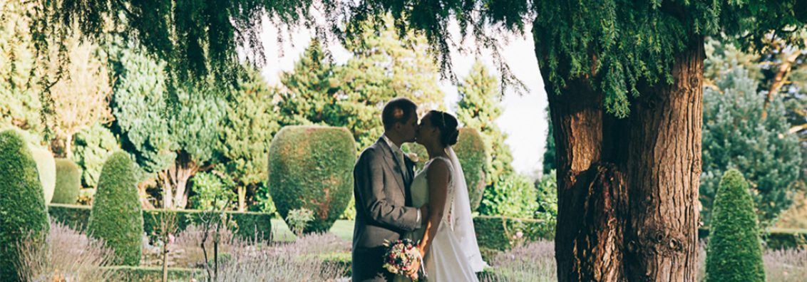 Melanie and David at Mottram Hall