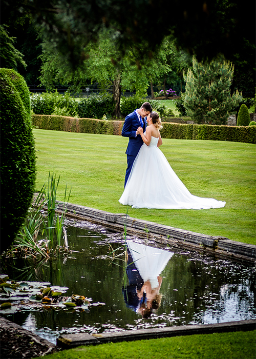 Mottram Hall, wedding