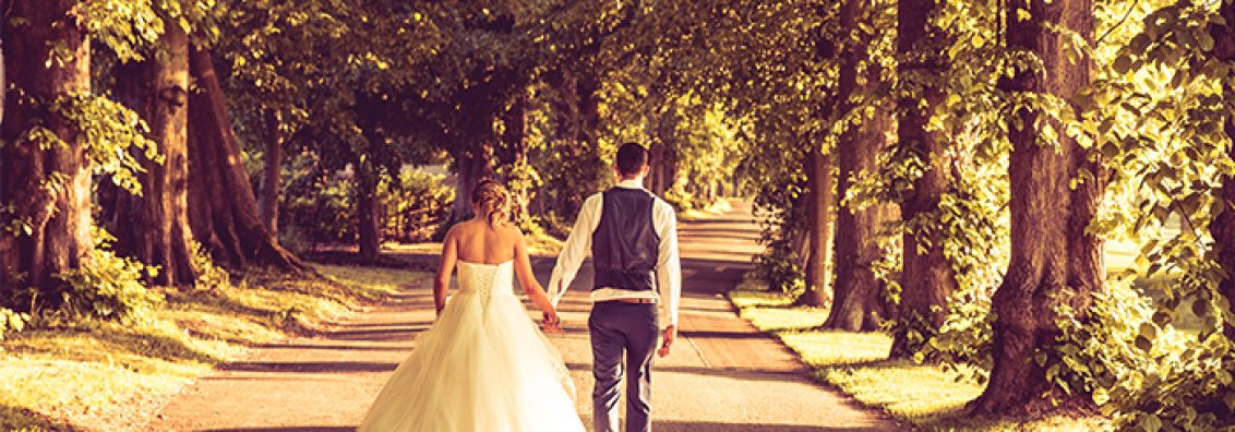 Kate and Nathan at Mottram Hall
