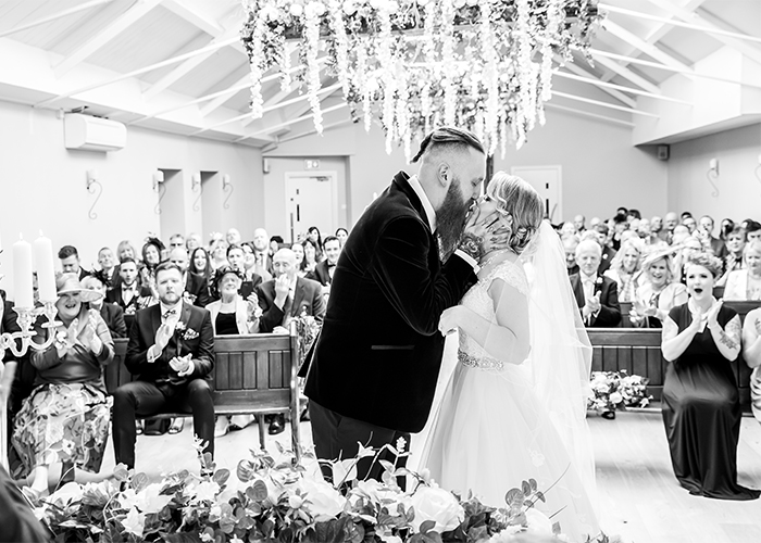 A Leasowe Castle wedding by Manchester wedding photographer www.ataleoftwo.co.uk