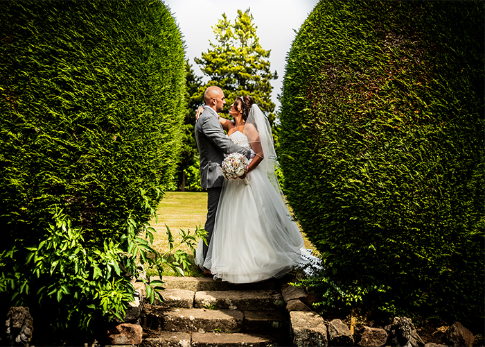 Manchester wedding hotographer at Mottram Hall