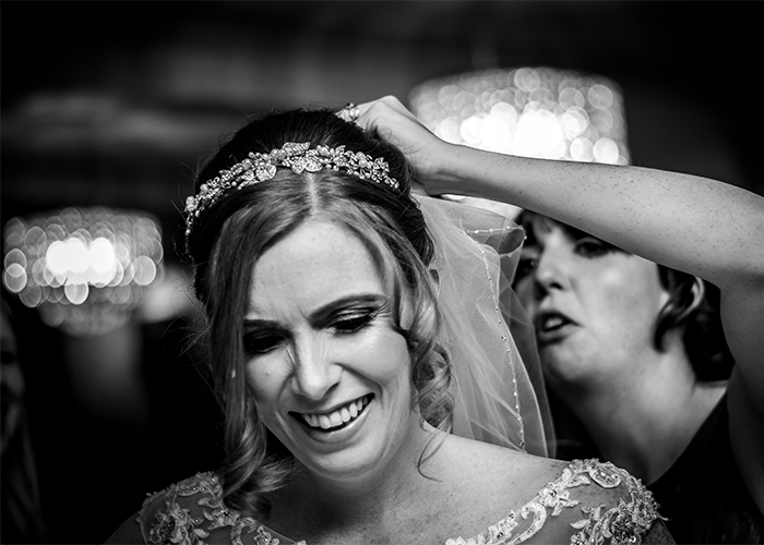 Manchester wedding photographer at Stirk House www.ataleoftwo.co.uk