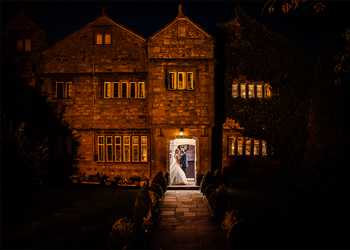 Manchester wedding photographer at Stirk House